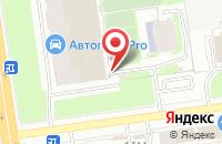 Схема проезда до компании Ингострах в Донском