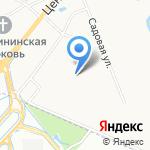 Базар на карте Санкт-Петербурга