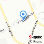 Детский сад № 67 на карте Санкт-Петербурга