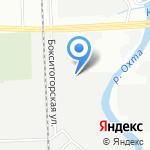 Реклама Парк на карте Санкт-Петербурга