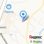 Вилла Девелопмент на карте Санкт-Петербурга