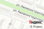 Схема проезда до компании Техногрупп Сервис в