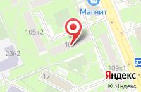Схема проезда до компании Энергомаш в Астрахани