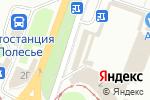 Схема проезда до компании Магазин алкогольных напитков в