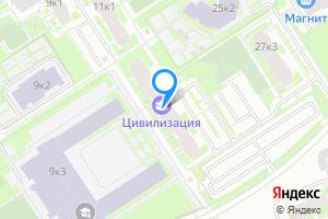 Снять однокомнатную квартиру в Санкт-Петербурге Архивная ул., 11к3