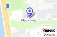 Схема проезда до компании ПТК КОПРИУС в Санкт-Петербурге