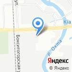 Drive-Avto на карте Санкт-Петербурга