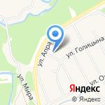 ACTIVE HOUSE на карте Санкт-Петербурга