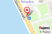 Схема проезда до компании Абрамов С.Б в Вольном