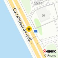 Световой день по адресу Россия, Ленинградская область, Санкт-Петербург, Октябрьская наб.