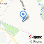 Детский сад №61 на карте Санкт-Петербурга