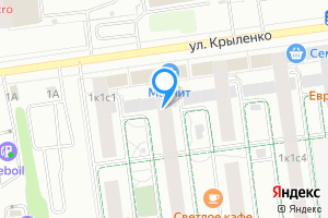 Снять студию в Санкт-Петербурге ул. Крыленко, 1к1с2