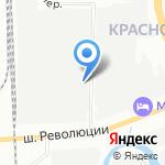 Стропкомплект на карте Санкт-Петербурга