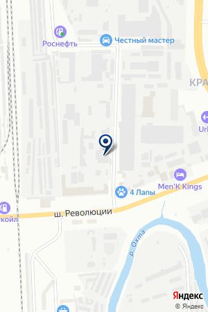 СТРОИТЕЛЬНАЯ ФИРМА ПЕТРО-ТРЕЙД на карте Санкт-Петербурга