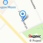Крошка-Картошка на карте Санкт-Петербурга