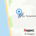 Каролина на карте Санкт-Петербурга