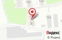 Схема проезда до компании Фаворит в Иваново
