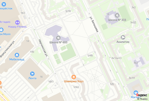жилой комплекс Аврора-2