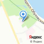 Детский хоспис на карте Санкт-Петербурга