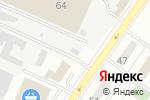 Схема проезда до компании Укррыба, ЧАО в