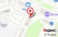 Схема проезда до компании Ламэль Консалт в Астрахани