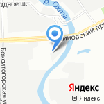 Компания Эра-Сервис СПб на карте Санкт-Петербурга