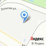 VitaFlex на карте Санкт-Петербурга