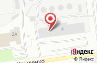 Схема проезда до компании Текстима в Санкт-Петербурге
