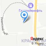 Виком на карте Санкт-Петербурга