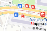 Схема проезда до компании Киоск мобильных аксессуаров в
