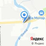 Интеграл авто на карте Санкт-Петербурга