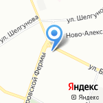 Asics на карте Санкт-Петербурга