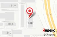 Схема проезда до компании Арфитек в Санкт-Петербурге