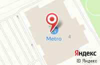 Схема проезда до компании Пластмет в Санкт-Петербурге