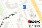Схема проезда до компании А.К.В. в