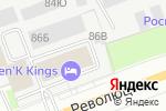 Схема проезда до компании ШевиПлюс в Санкт-Петербурге