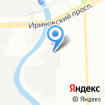 Динамикс групп на карте Санкт-Петербурга