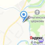 Оценочная компания на карте Санкт-Петербурга
