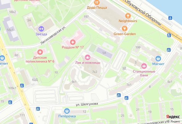 жилой комплекс Дом у Речного вокзала