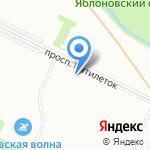 Твой взгляд на карте Санкт-Петербурга
