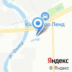 МАСТЕРСТРОЙ на карте Санкт-Петербурга