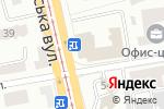 Схема проезда до компании Адрем, ТОВ в