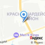 Музей Стрит Арта на карте Санкт-Петербурга