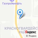 Фирма Медполимер на карте Санкт-Петербурга