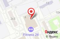 Схема проезда до компании Веспромоборудование в Санкт-Петербурге