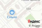 Схема проезда до компании Всеукраїнська Люстрація в