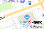 Схема проезда до компании АТЦ Питер в Санкт-Петербурге