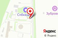 Схема проезда до компании Зубровник в Токсово