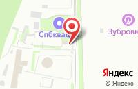 Схема проезда до компании Exxxtreme-Club в Токсово