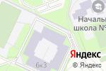 Схема проезда до компании Средняя общеобразовательная школа №641 с углубленным изучением английского языка в Санкт-Петербурге